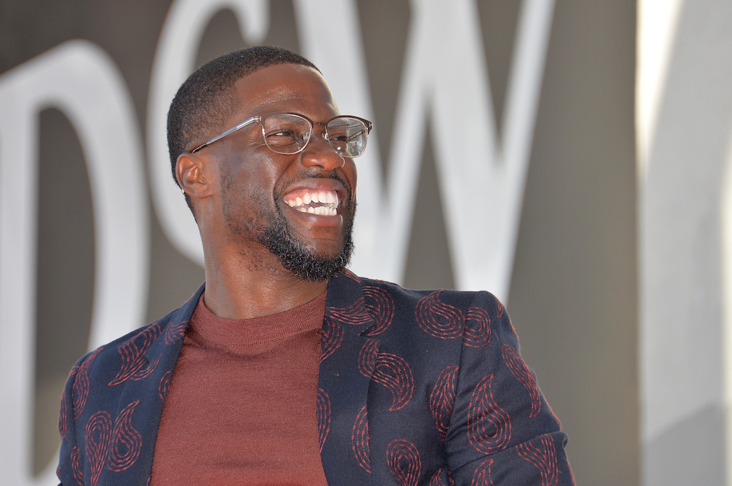 Want to have brunch with Kevin Hart next week? Oddly—you're in luck.