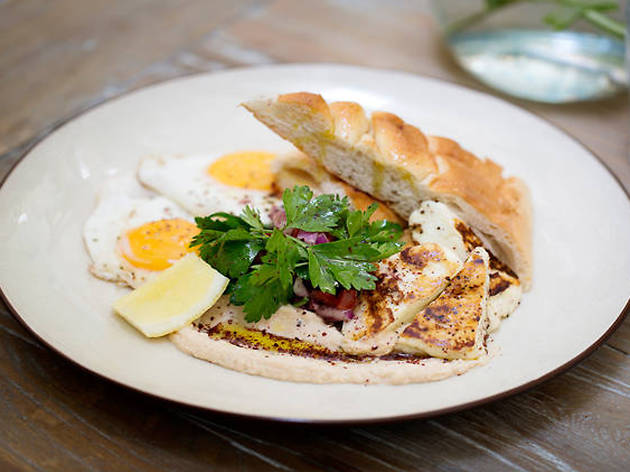 best breakfasts in london, black penny