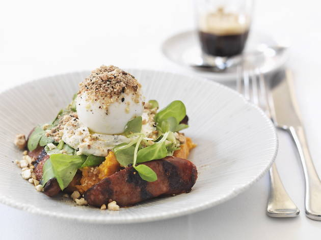 best breakfasts in london, providores and tapa room