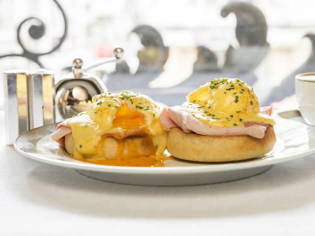 best breakfast in london, the wolseley