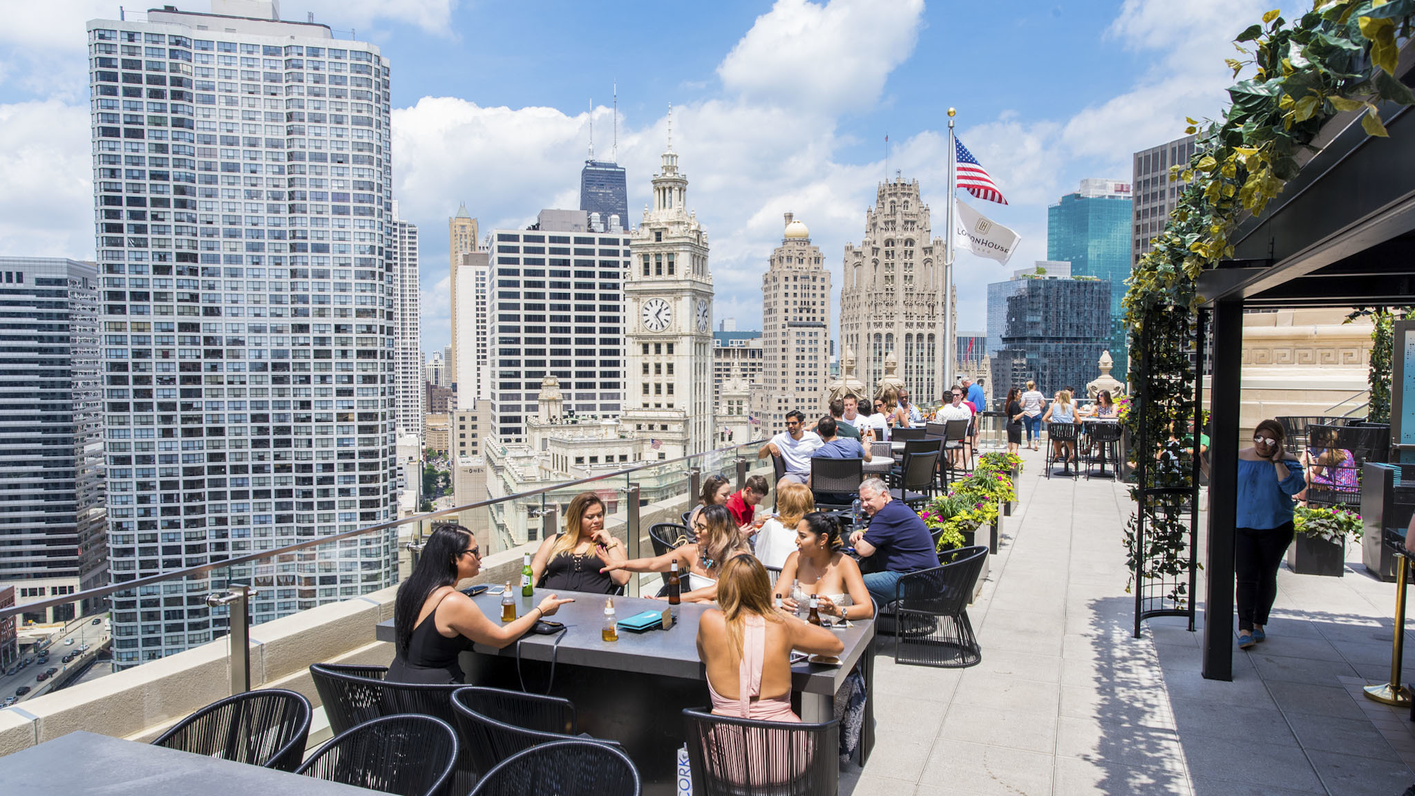 Chicago's weekend forecast calls for cool temps and cloud coverage