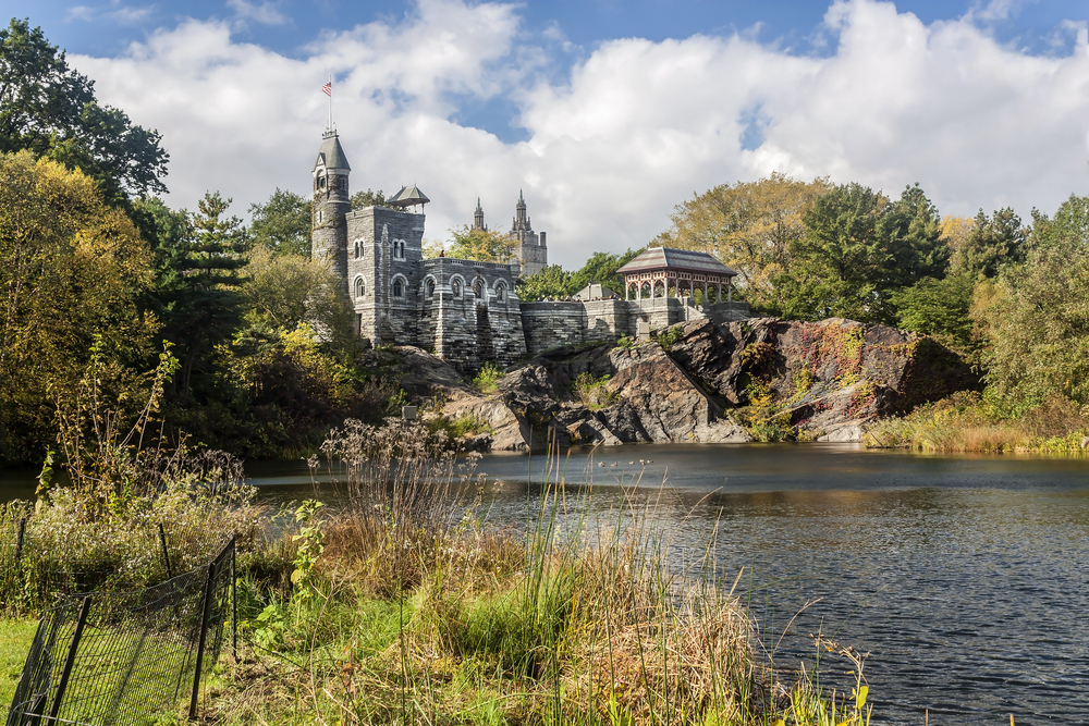 Check out the seven places in NYC that make you feel like you're Harry Potter