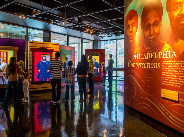The African American Museum In Philadelphia Museums In Olde City