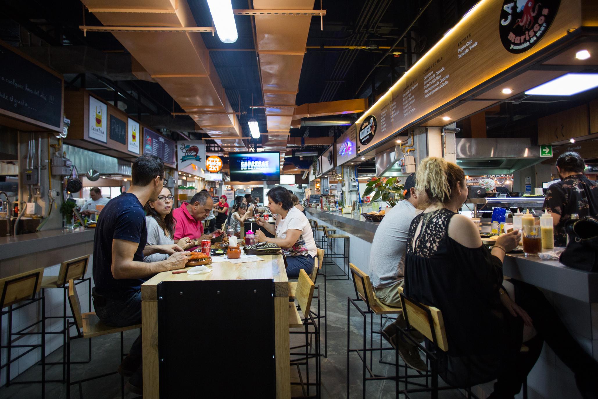 Mercado San Genaro