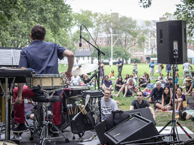 Rite of Summer Music Festival