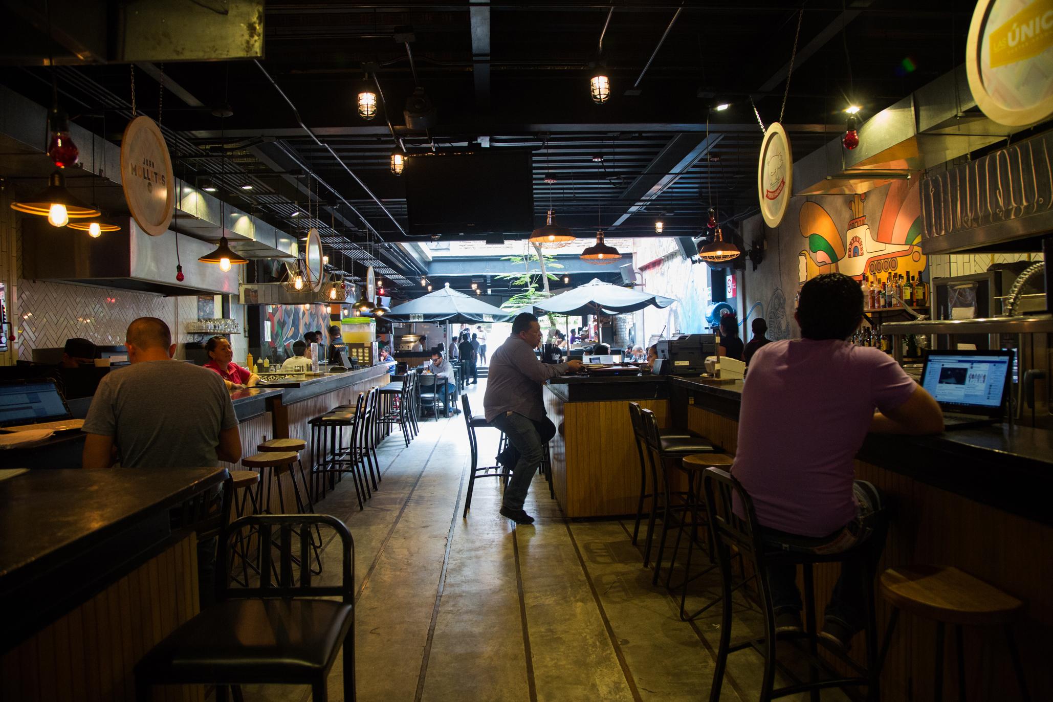 CERRADO: Mercado Local