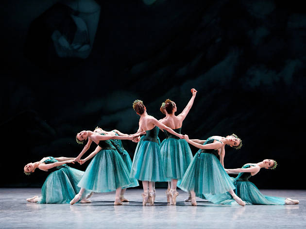 Paris Opera Ballet: Emeralds