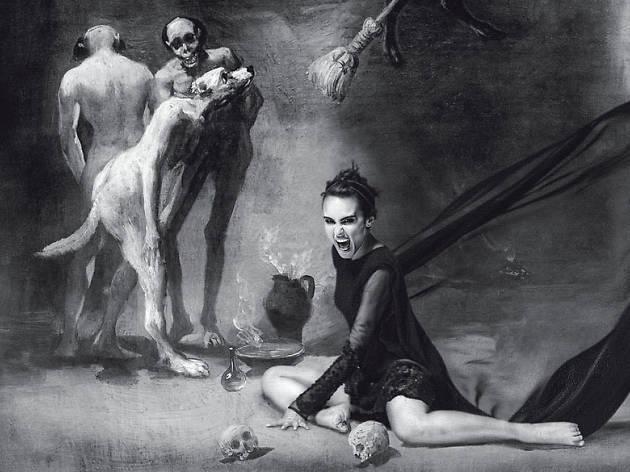 Brujas. Metamorfosis de Goya