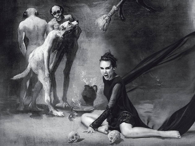 Brujas. Denise de la Rue