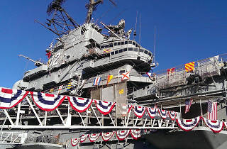 USS Hornet's 4th of July Celebration