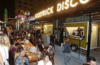 Boogie on down to Food Truck Disco: Tel Aviv's first outdoor food truck market