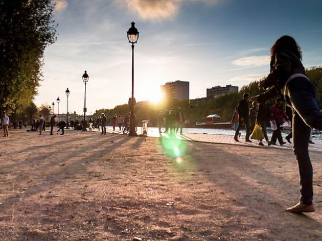 10 plans pour profiter de l'été à Paris