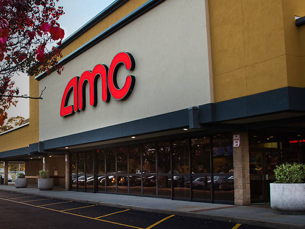 AMC Deptford 8
