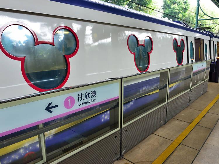 Disneyland Resort Line