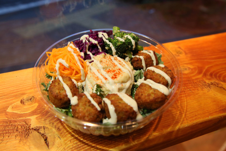 The best falafel in Tokyo