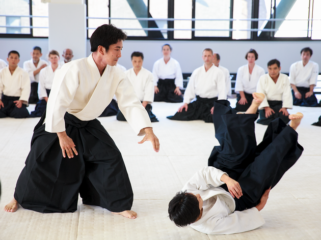 Aikido | Time Out Tokyo