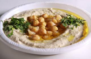 falafel tlv hummus