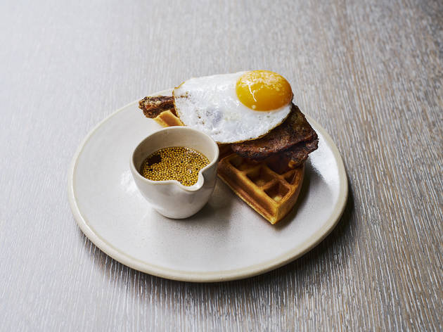 Duck & Waffle Local