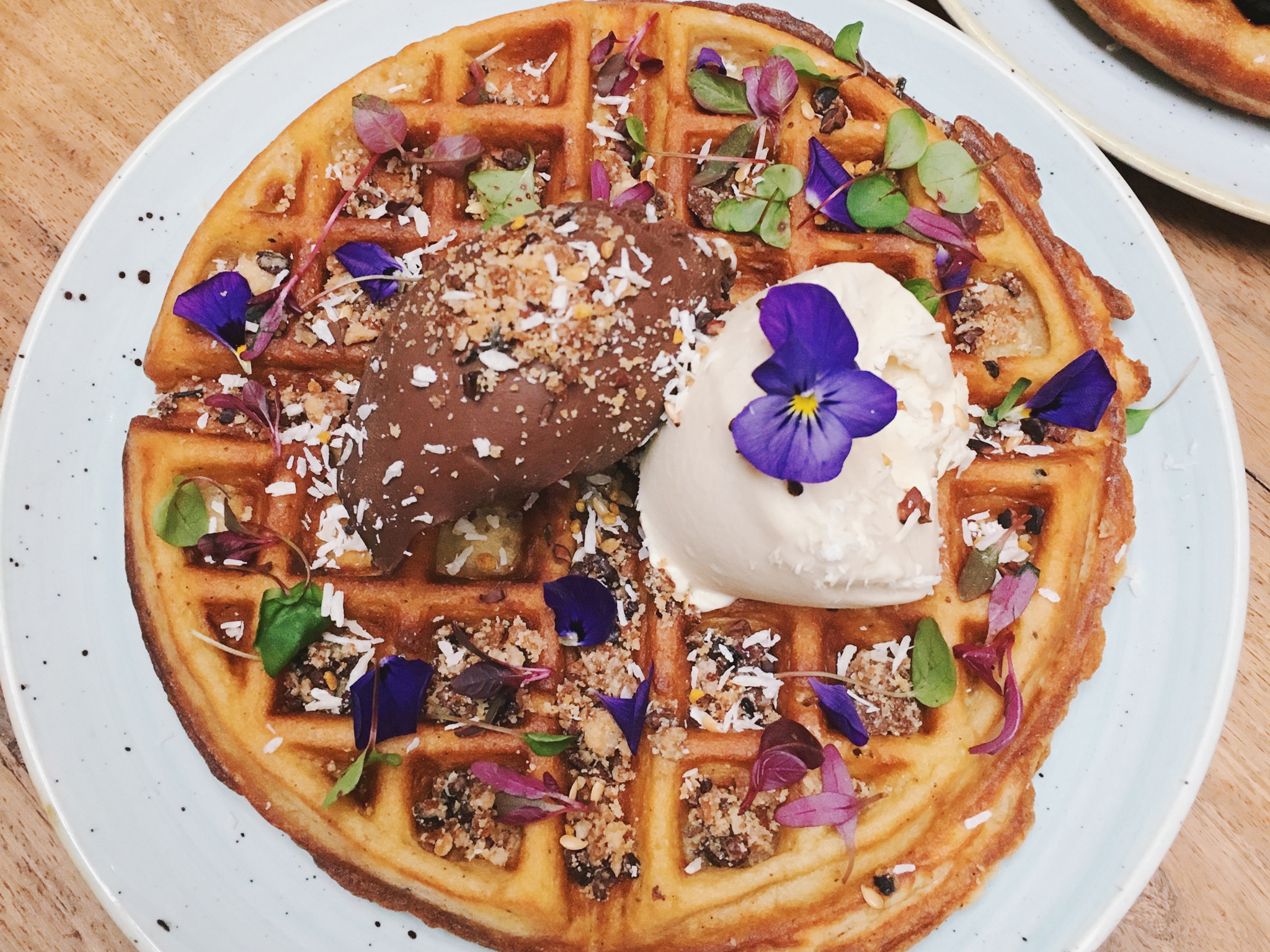 best brunches in london, pachamama