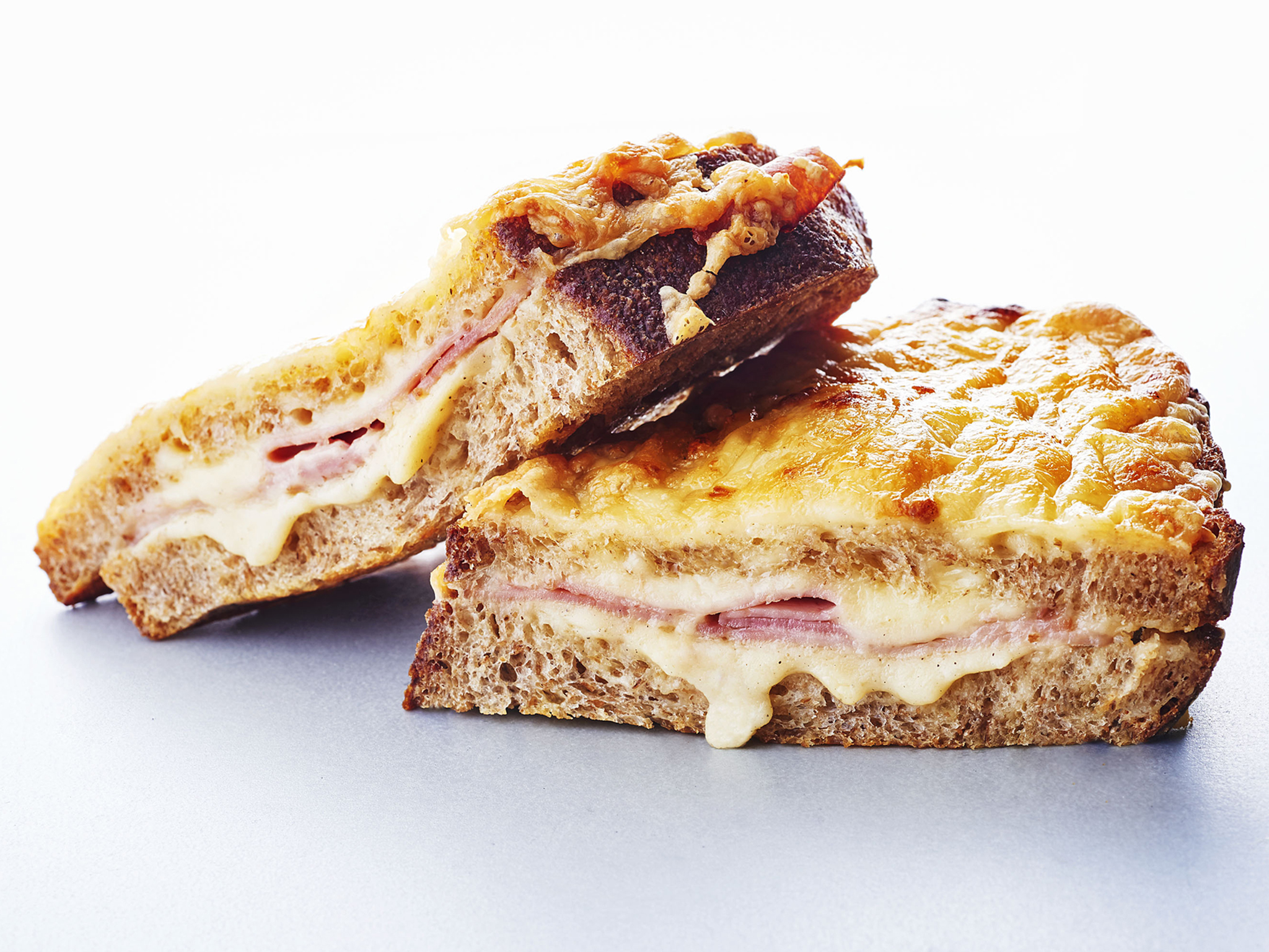 best brunches in london, croque monsieur