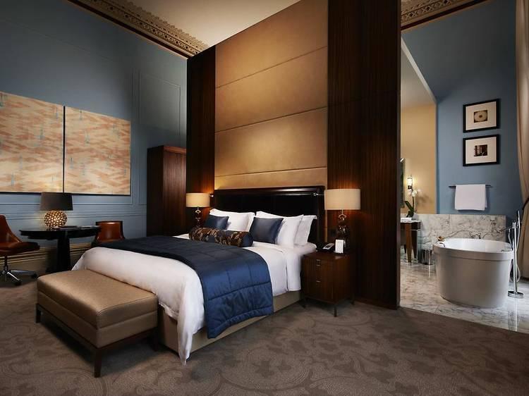 Les meilleurs hôtels cinq étoiles à Londres