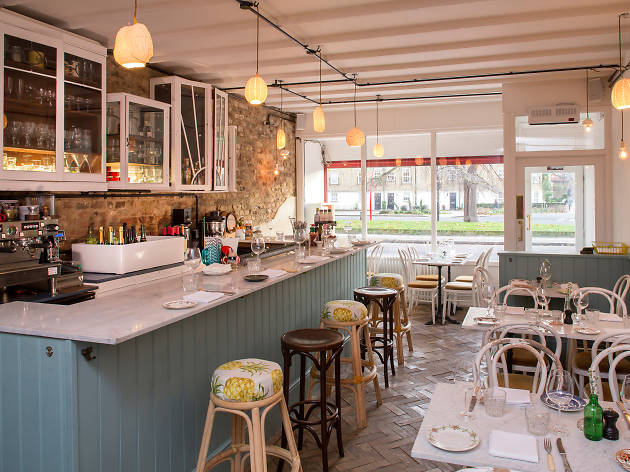 london's best brunches, pedler