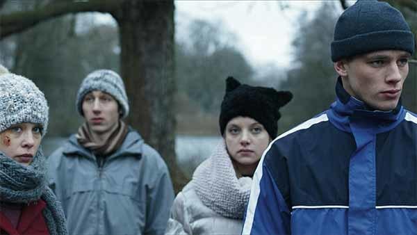 Film: 4 Kings [2015]