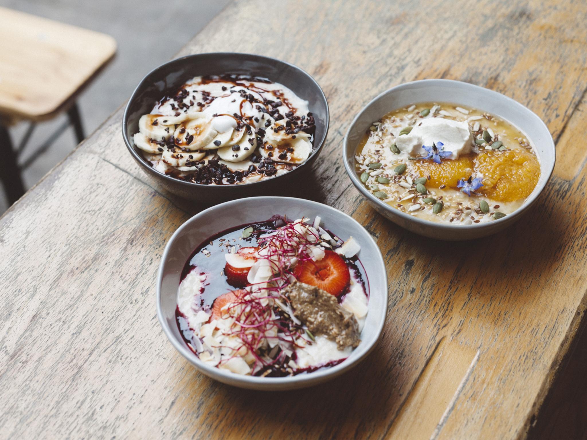 best breakfasts in london, 26 grains