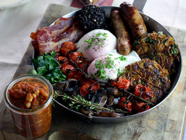best breakfasts in london, apres food co