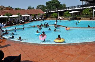 Pool Party Golden Tulip Accra Hotel