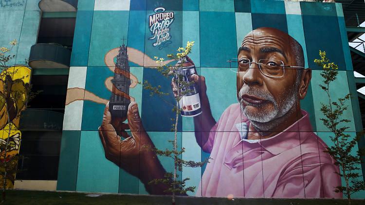 Arte Urbana - Dr Dheo