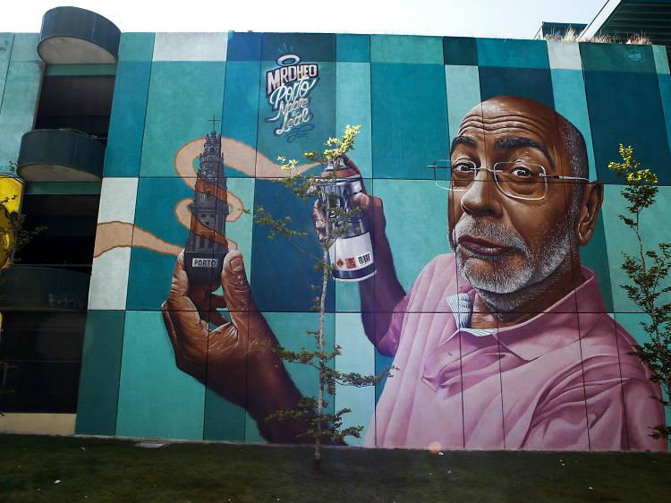The best of Porto's street art