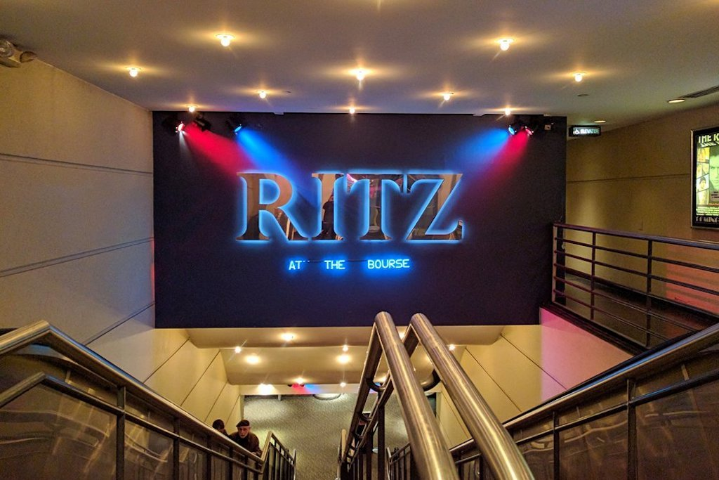 Ritz at the Bourse