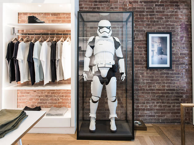 Stormtrooper at Rag & Bone