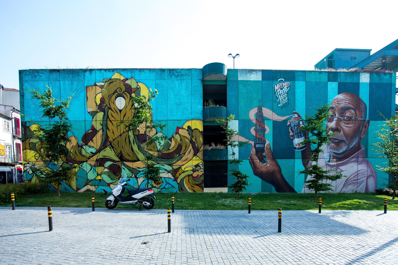 Mural Hazul