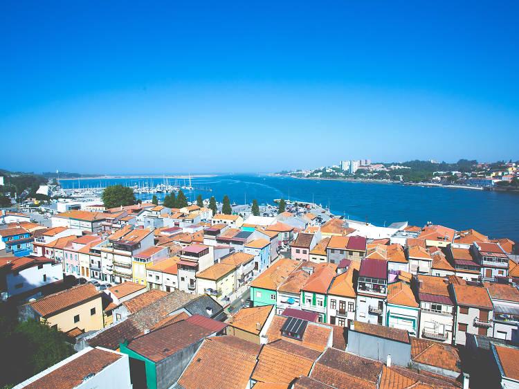 Os melhores miradouros no Porto
