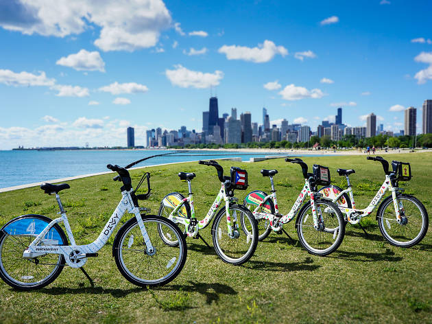 """Keep Moving: Designing Chicago's Bicycle Culture"""