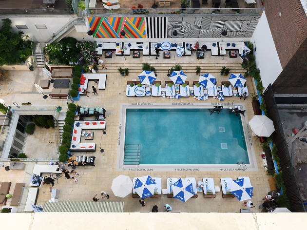 You need to go to these rooftop pool parties this summer in NYC