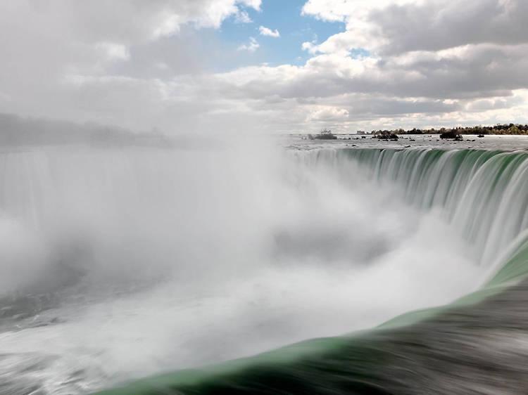 Niagara Falls day trip from New York