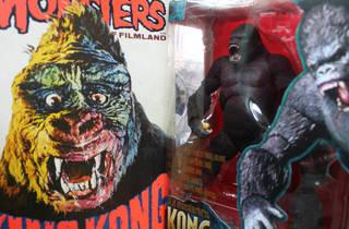 King Kong (Foto: Cortesía Mujam)