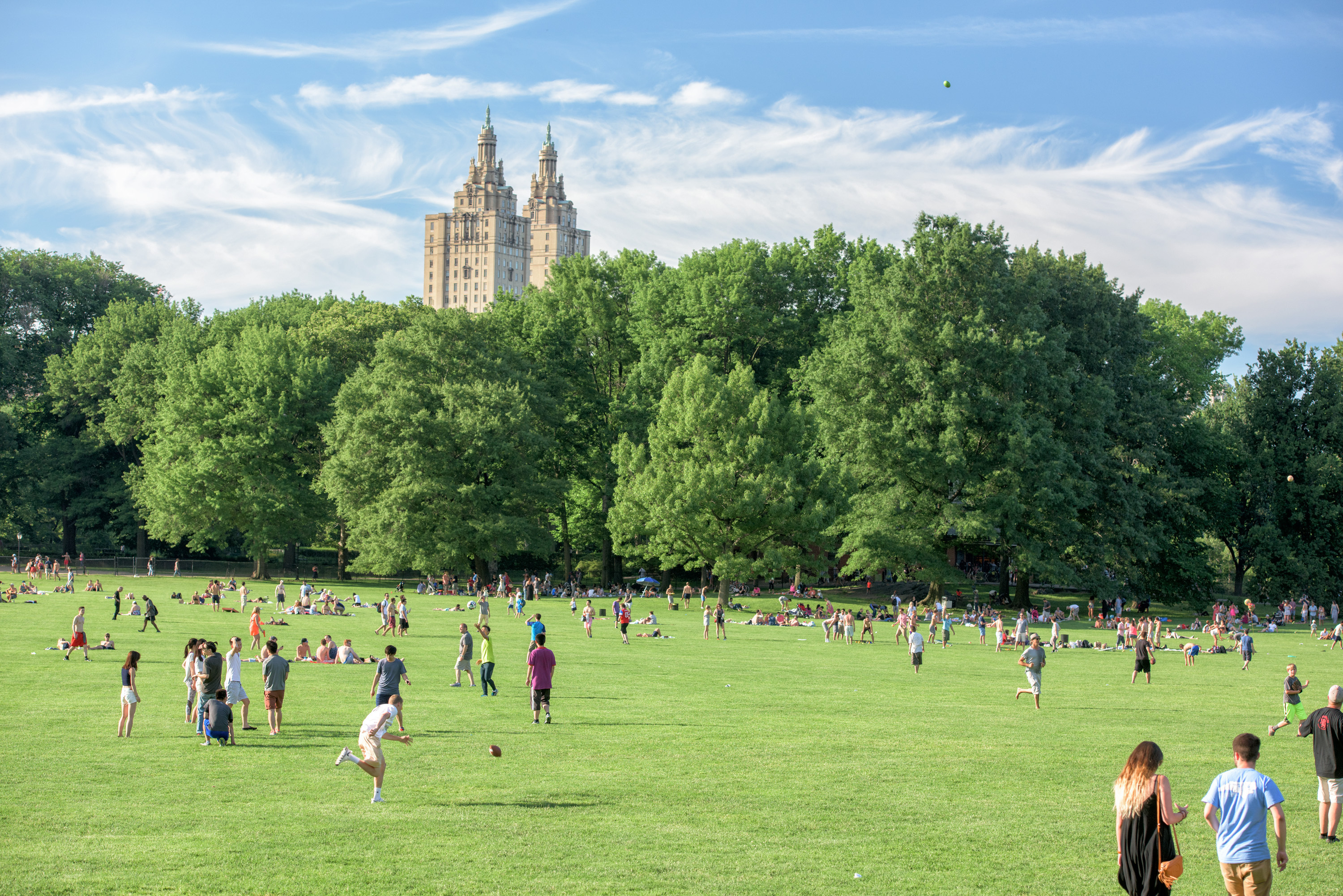 How to spend your summer Fridays in New York