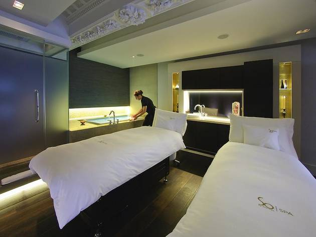 Les meilleurs hôtels de Londres avec jacuzzi