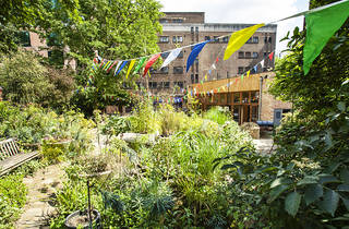 Central London's loveliest community garden has reopened