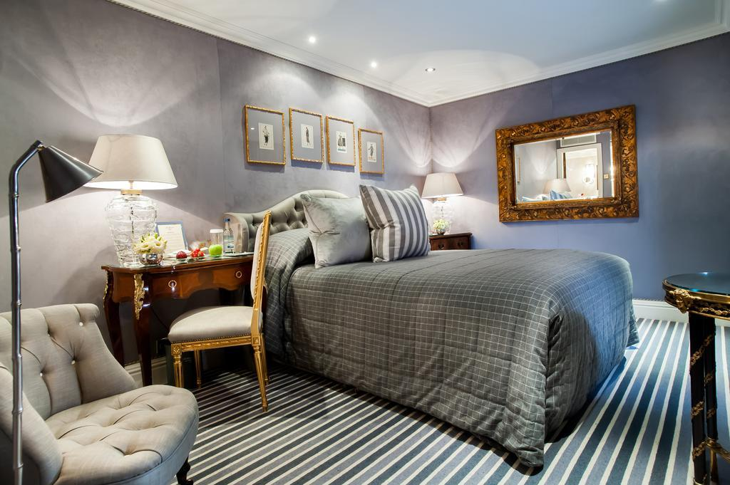 L'hôtel Milestone Kensington
