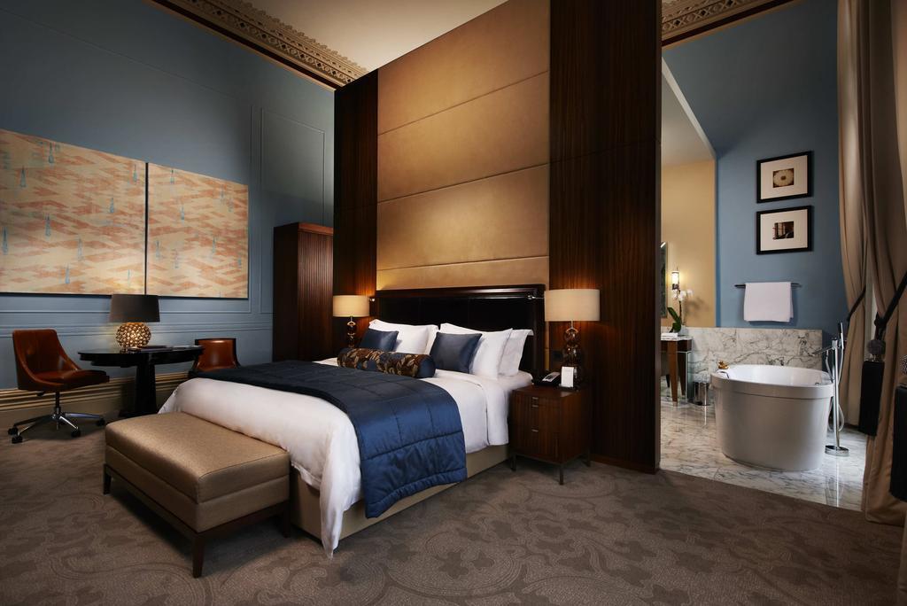 Les meilleurs hôtels romantiques à Londres