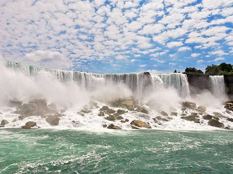 Niagara Falls day trip from Philadelphia