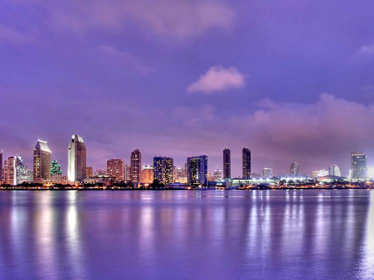 Day trip by rail: Los Angeles to San Diego