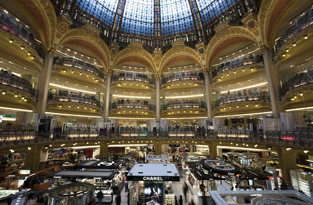 Connu Paris's best department stores - Time Out Paris VA84