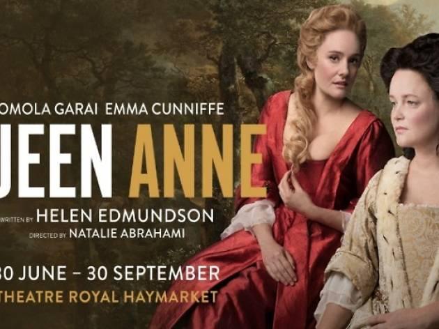 'Queen Anne' at Theatre Royal Haymarket