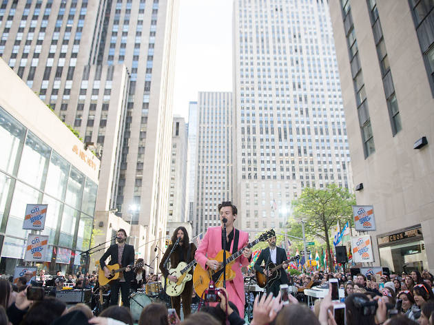Today Show Concert Series